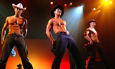 chippendales dancers video