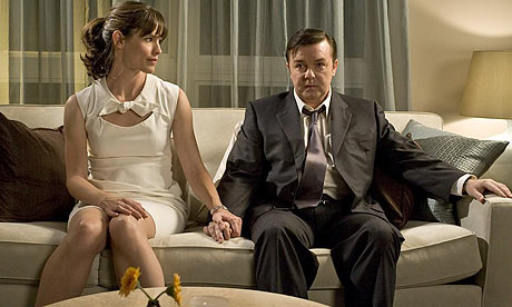Scene from The Invention of Lying (2009)