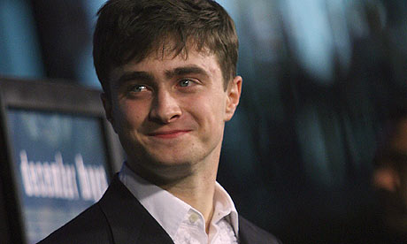 Daniel Radcliffe made his name in the Harry Potter films.