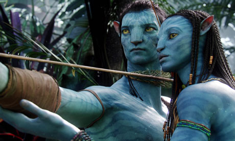 Scene from Avatar movie which was translated worldwide