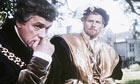 Paul Scofield and Robert Shaw in A Man for All Seasons (1966)