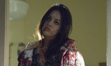 Sucks blood, or plain sucks? Megan Fox in Jennifer's Body. Photograph ...