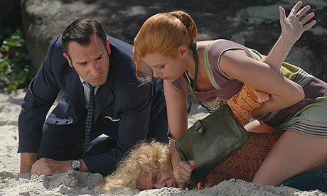 Scene from OSS 117: Lost in Rio (2009)