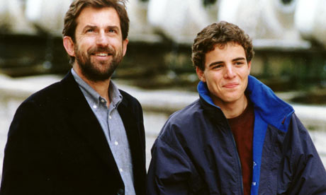 Nanni Moretti and Giuseppe Sanfelice in The Son's Room