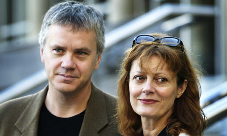 Tim Robbins and Susan Sarandon in 2002