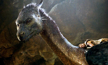 Eragon the dragon