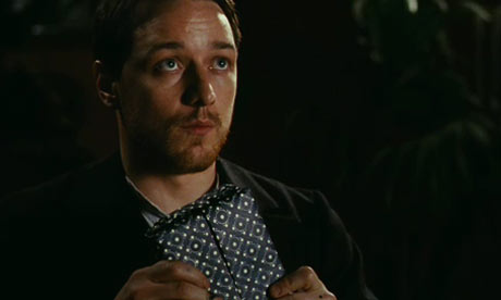 James McAvoy in The Last Station (2009)