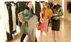 Scene from Confessions of a Shopaholic