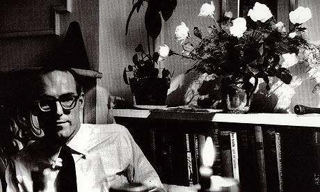 Photograph of Barney Rosset, from the documentary Obscene