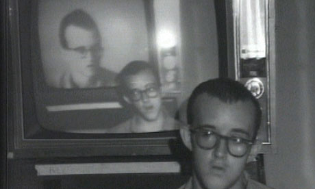 Still from The Universe of Keith Haring