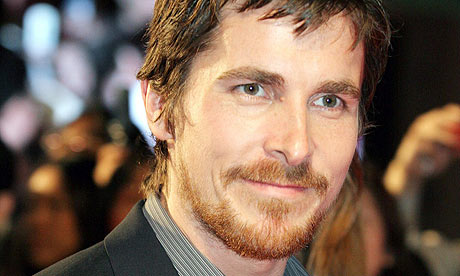 The actor Christian Bale was attempting to visit the Chinese activist Chen ...