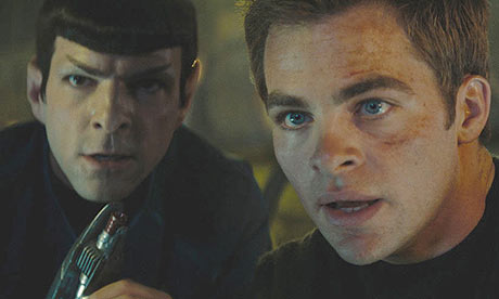 Scene from Star Trek (2009)