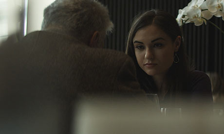 Scene from Steven Soderbergh's The Girlfriend Experience