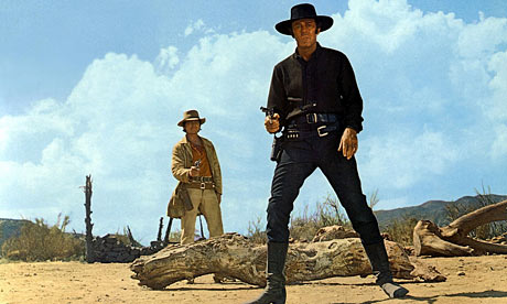 Film review once upon a time in the west film the for How old was henry fonda when he died