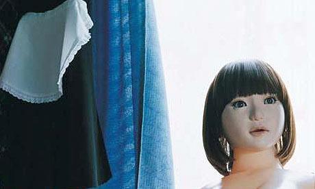 Still from Kore-eda Hirokazu's Air Doll