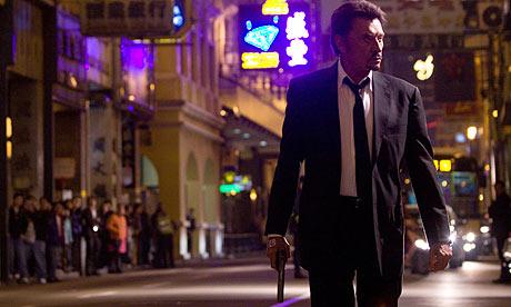 Johnny Hallyday in Vengeance (2009)