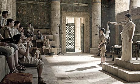 Scene from Agora (2009)