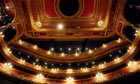 The restored Hackney Empire