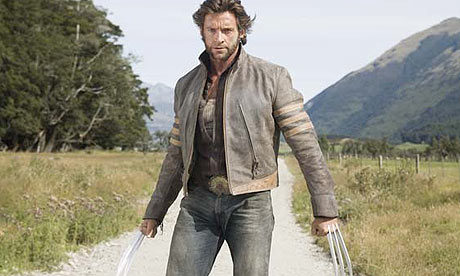 Hit the road Jackman ... Hugh Jackman in X-Men Origins: Wolverine