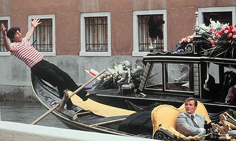 Roger Moore in Moonraker (1979)