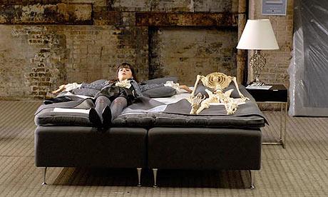 Scene from Gigantic (2008)