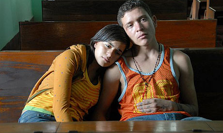 Scene from Sin Nombre (2009)