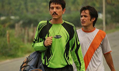 Scene from Rudo y Cursi (2008)