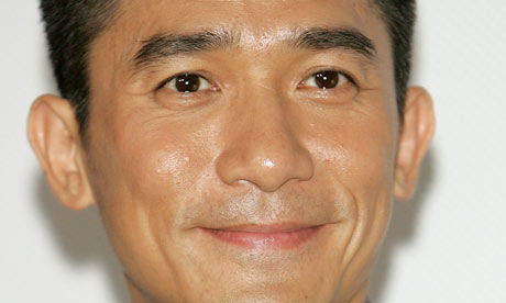 Tony Leung injured while sparring for Grand Master
