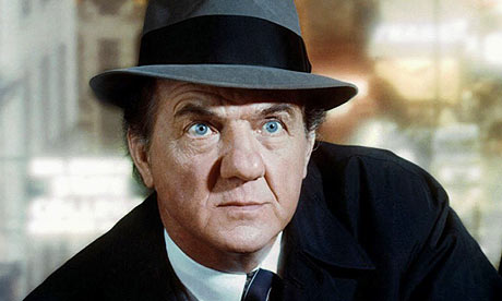 understated karl malden in the streets of san francisco photograph