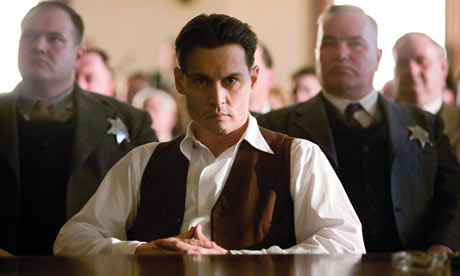 Johnny Depp Public Enemies. Johnny Depp in Public Enemies