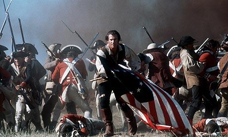 The Patriot More Flag Waving