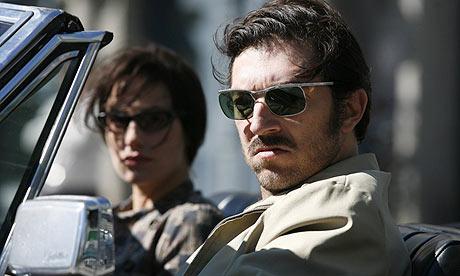 Vincent Cassel in Mesrine: Killer Instinct
