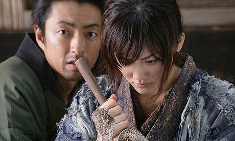 Still from Ichi (2008)