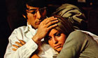 Dustin Hoffman and Susan George in Straw Dogs (1971)