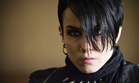 Noomi Rapace in Millennium: The Girl With the Dragon Tattoo