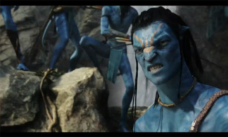 Avatar: ooh war face