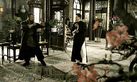 Scene from Ip Man, directed by Wilson Yip (2008)