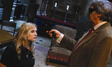 Daryl Hannah and Tom Conti in A Closed Book (2010)