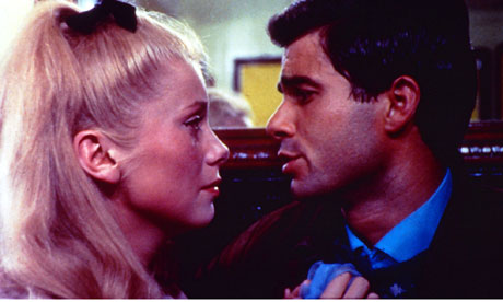 The Stage / Reviews / The Umbrellas of Cherbourg