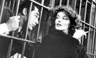 Cary Grant and Katharine Hepburn in Bringing Up Baby
