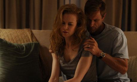 Nicole Kidman and Aaron Eckhart in Rabbit Hole