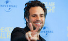 Mark Ruffalo promoting The Kids are All Right