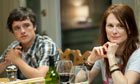 Mother of contention ... Josh Hutcherson and Julianne Moore in The Kids Are All Right.
