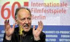 Werner Herzog at 60th Berlin film festival 2010