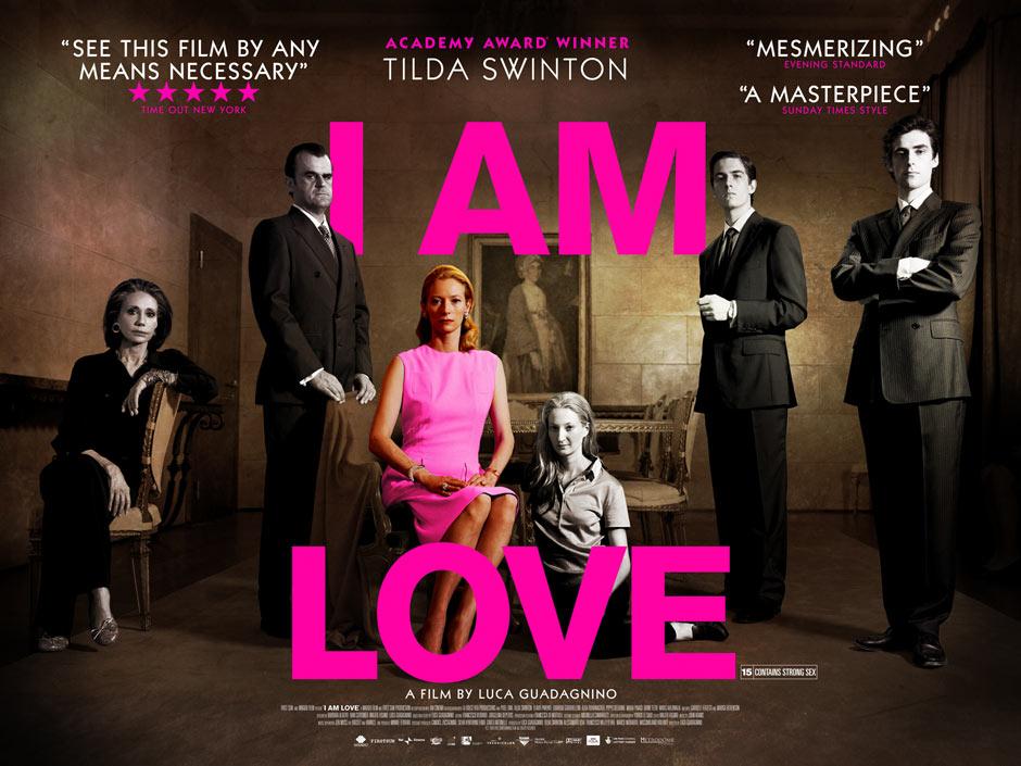 Tilda Swinton in I Am Love  I Am Love