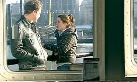 Scene from Don't Worry About Me, directed by David Morrissey