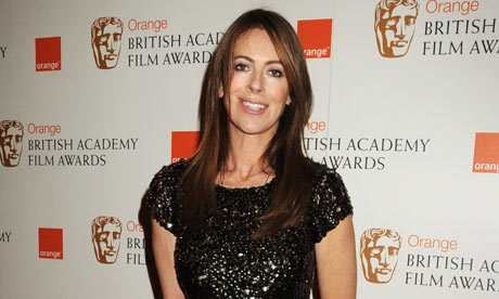 Baftas 2010: Kathryn Bigelow at the awards