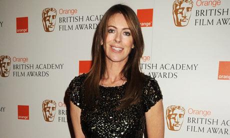 Baftas 2010: Kathryn Bigelow at the awards