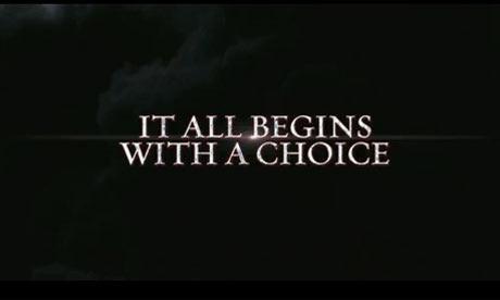 Screengrab from The Twilight Saga: Eclipse trailer