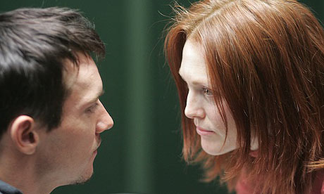 Jonathan Rhys Meyers and Julianne Moore in Shelter